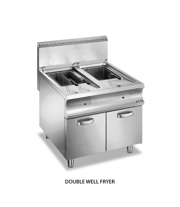 Double Well Fryer