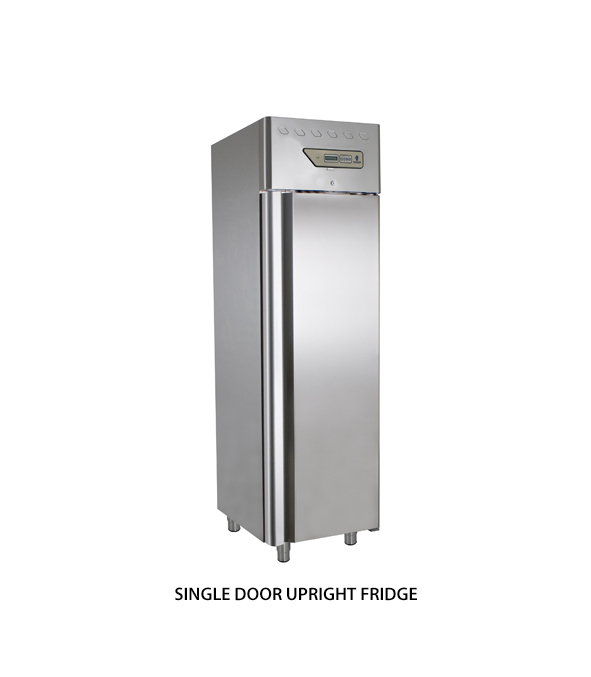 Single Door Upright Fridge