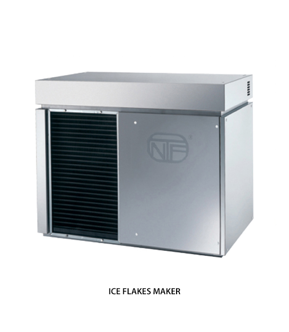 Ice Flakes Maker