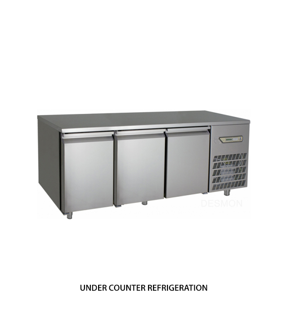 Under Counter Refrigeration